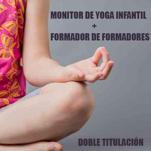Curso Monitor Yoga Infantil