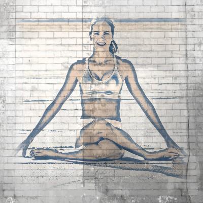 cara de vaca posturas de yoga eficaces
