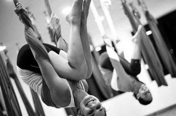 yoga aéreo 1 wb