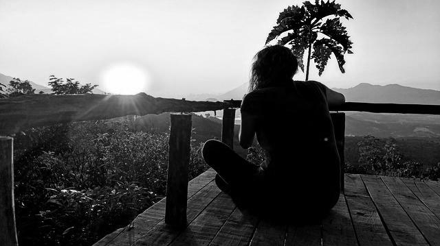 dónde hacer meditación luz wb