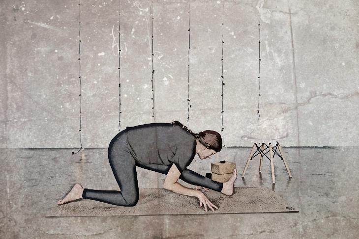 fuerza y flexibilidad con yoga 10