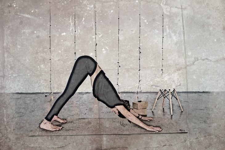 fuerza y flexibilidad con yoga 11