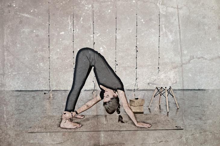 fuerza y flexibilidad con yoga 12