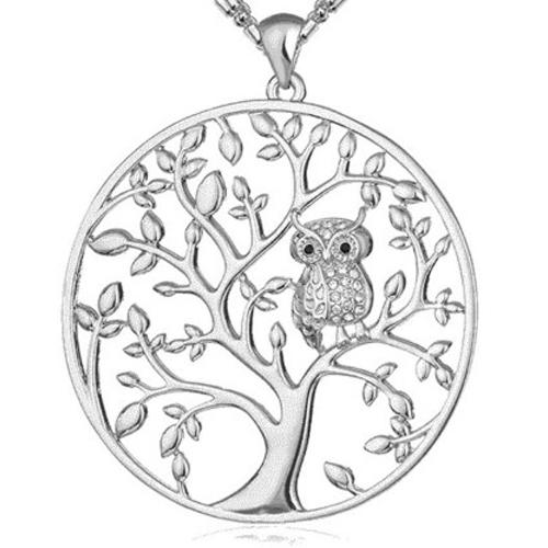 árbol de la vida búho 2