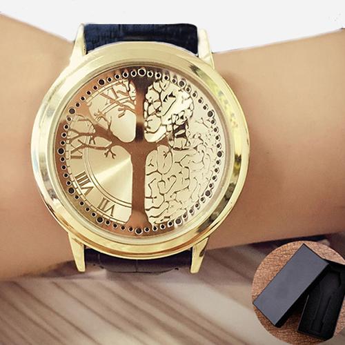reloj futurista del árbol de la vida 1