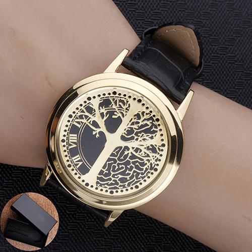 reloj futurista del árbol de la vida 3
