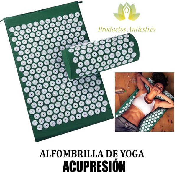 Esterilla de Yoga con Masaje de Acupresión 1