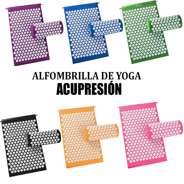 Esterilla de Yoga con Masaje de Acupresión 4